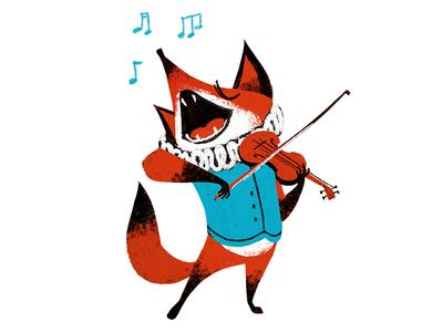 A Very Talented Fox