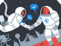 Rundl Astronauts