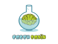 Fresh Brain logo
