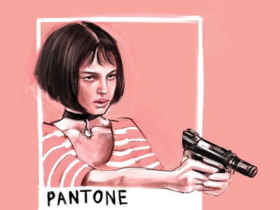 Pantone procreate cg character magazine illustration artwork digital 2d artist 2d art 2d digital pin drawing draw art movie pantone photoshop illustrator design illustration