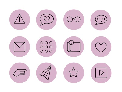 Icons icons pack icons set icons icon branding vector logo photoshop draw pin character illustrator illustration drawing digital design artwork artist art 2d