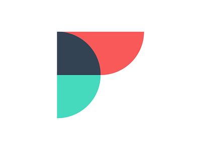 Flexport Brand Mark ux ui icon logo vector flat design branding
