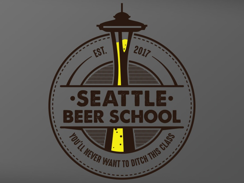 Seattle Beer School Logo