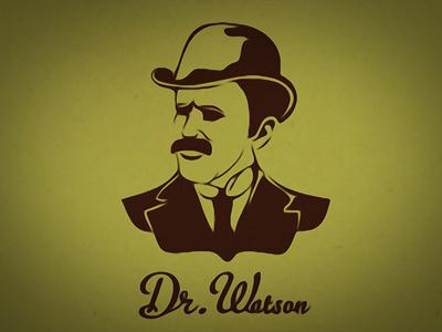 Dr. Watson Badge
