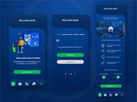 Sellcom quiz user experience user interface form design quiz branding uxui uxdesign ui ui design app ui design