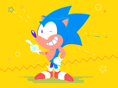 Welcome back, Sonic