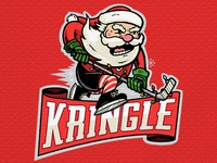 Team Kringle Beer League Logo