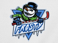 Team Frosty Beer League Logo