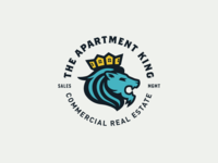 The Apartment King - Logo