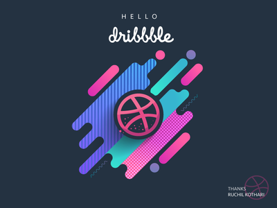 Dribbble invite dribbble first shot