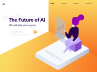 Landing Page For SL