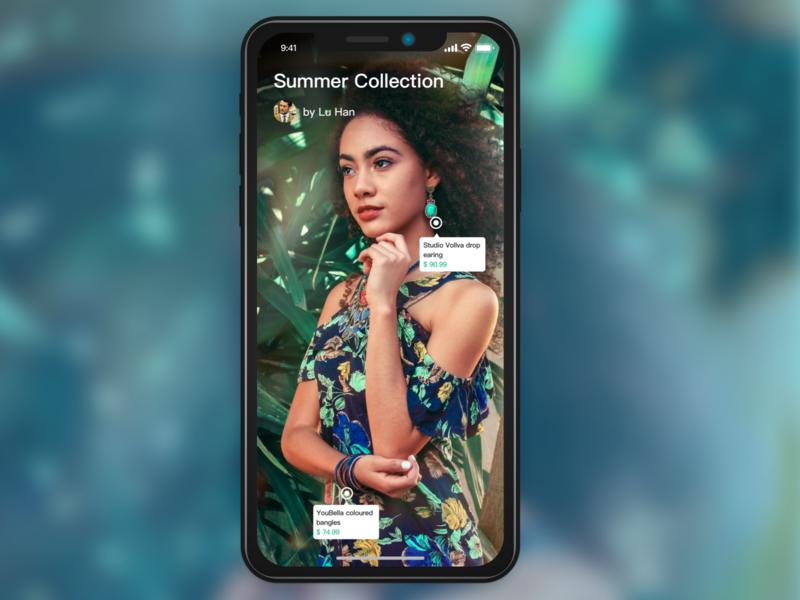 Accessories price showcase interaction mobile app experience mobile app design ui design price tag price list ecommerce app