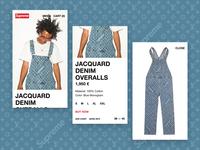 Supreme x Louis Vuitton - Mobile Product Detail Page