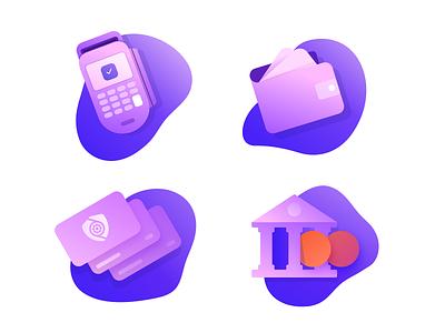 SendoSafe Illustrations bank visa mastercard payment graphicdesign blockchain illustration web logo logodesign illustraor capital branding design vector icon