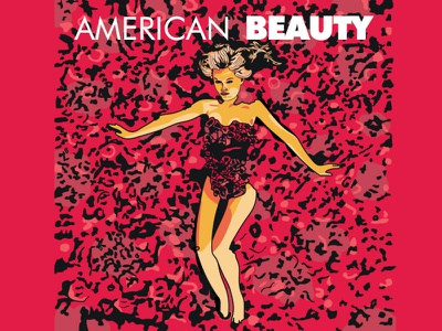 american beauty graphic design design illustration