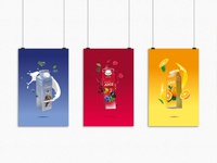 Office Decor Carton Posters