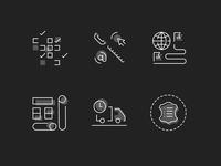 Kravczyk Icon Set