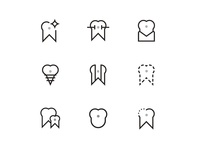 Dentosfera Icon Set