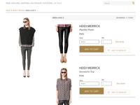 Women's Fashion Site