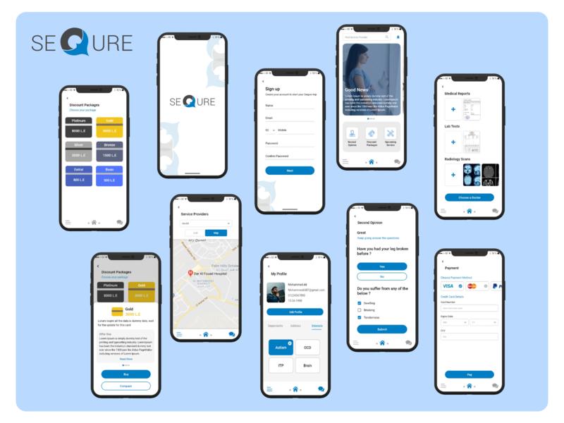 SeQure Mobile App
