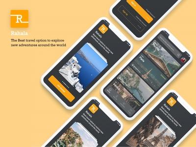 Rahala Travel App