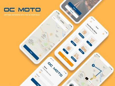 OC Moto Application