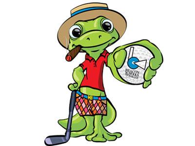 Golf Tournament Logo logo