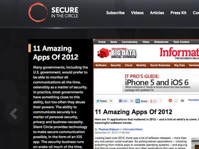 Microsite Homepage microsite web design