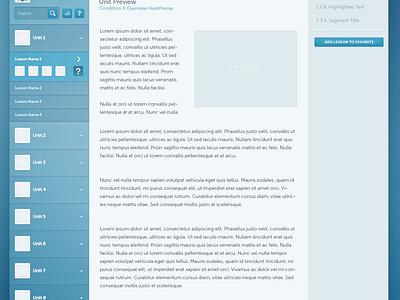 UI Project - Presentation Review ui design web design