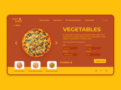 pizza order online