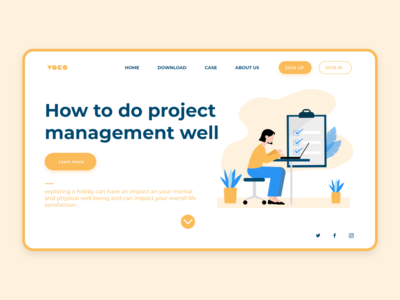 How to do project management well