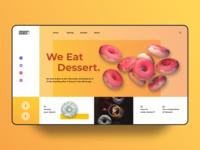 Dessert web UI