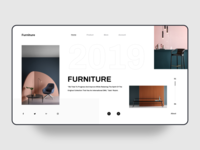 Furniture store web