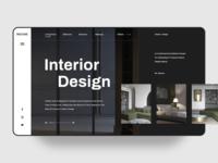 Interior Design web UI