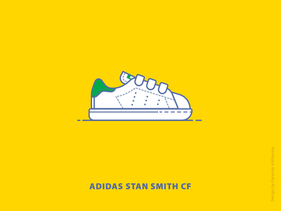 Sneaker: Adidas Stan Smith CF
