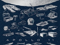 The Apollo 11 Collection Kickstarter
