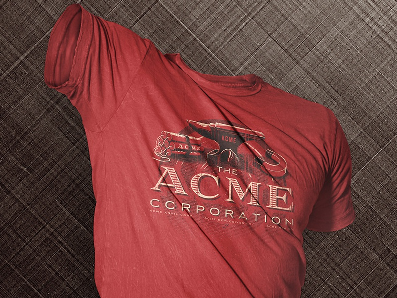 ACME Corporation T-Shirts