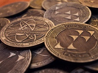 Fringe Focus Wooden Coins