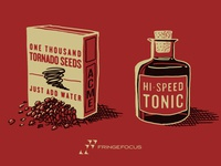 ACME Tornado Seeds & Hi-Speed Tonic