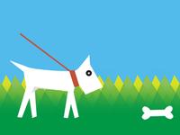 Animal Illustrations for iShares