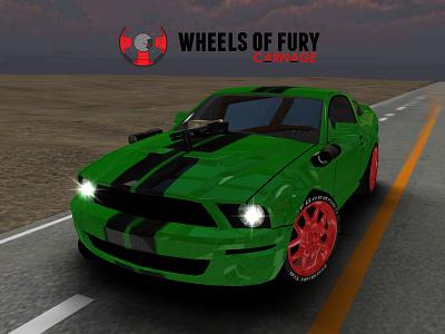 Wheels Of Fury - Carnage dius wof