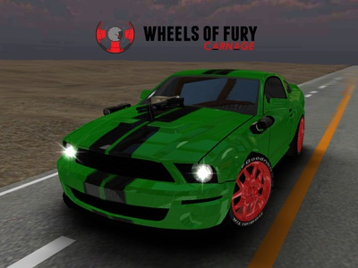 Wheels Of Fury - Carnage