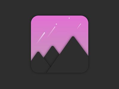 Icon design for a Mac App design branding logo