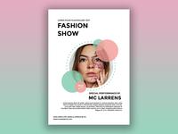Flyer Design Fashion