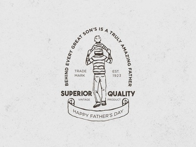 Fathers Day Vintage Style