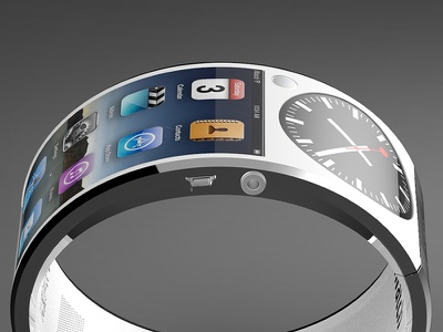 iWatch product concept iwatch apple product design concept product concept 3d graphic design iphone ipad