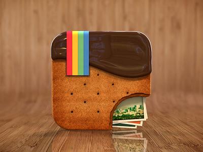 Grambacker: Instagram Backup App Icon instagram icon icons app application design branding graphic graphic design iphone mobile social