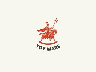 TOY WARS logo