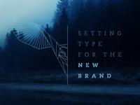 WIP new branding