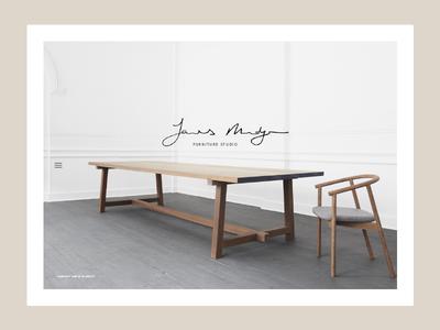 James Mudge concept conceptual clean minimalism minimal furniture website south africa cape town furniture concept